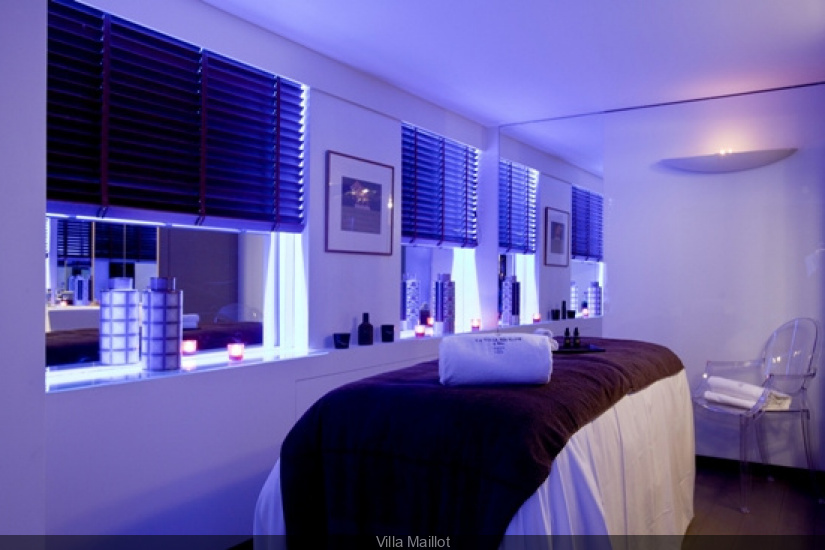 Salon de massages - La Villa Maillot & Spa PARIS