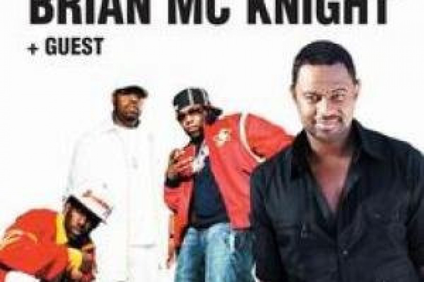 Boyz II Men + Brian Mcknight