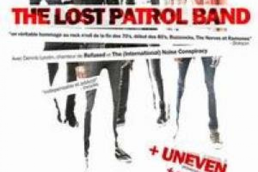 The lost patrol band