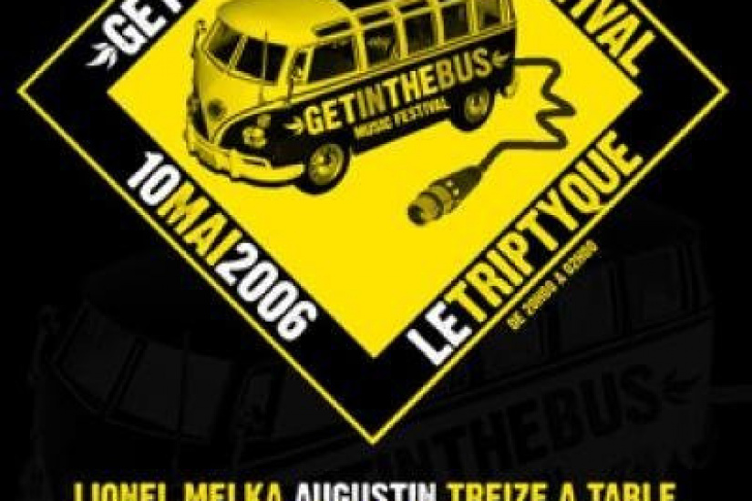[GET IN THE BUS] MUSIC FESTIVAL