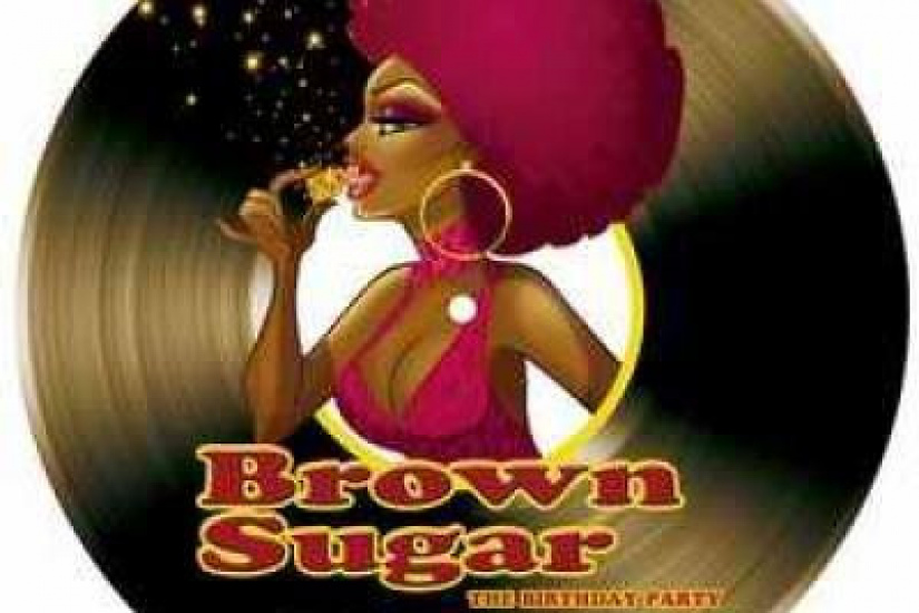 BROWN SUGAR    THE BIRTHDAY PARTY