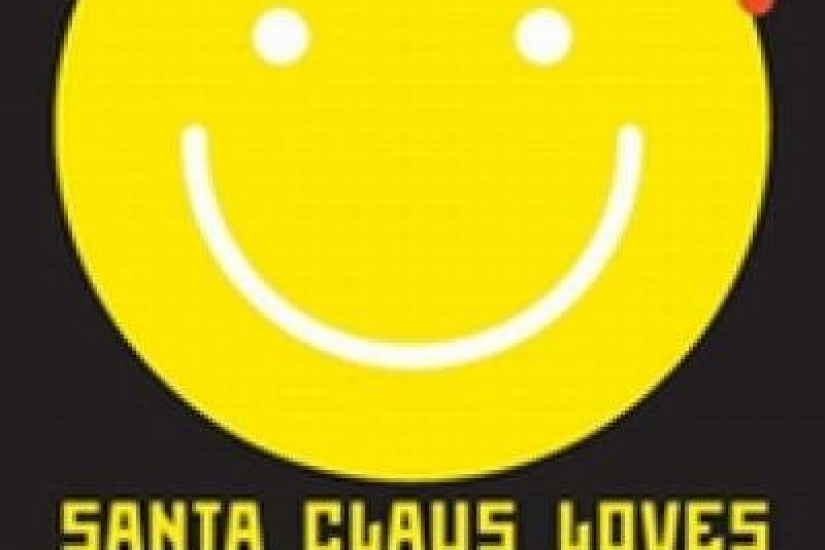 Santa Claus Loves ACID house