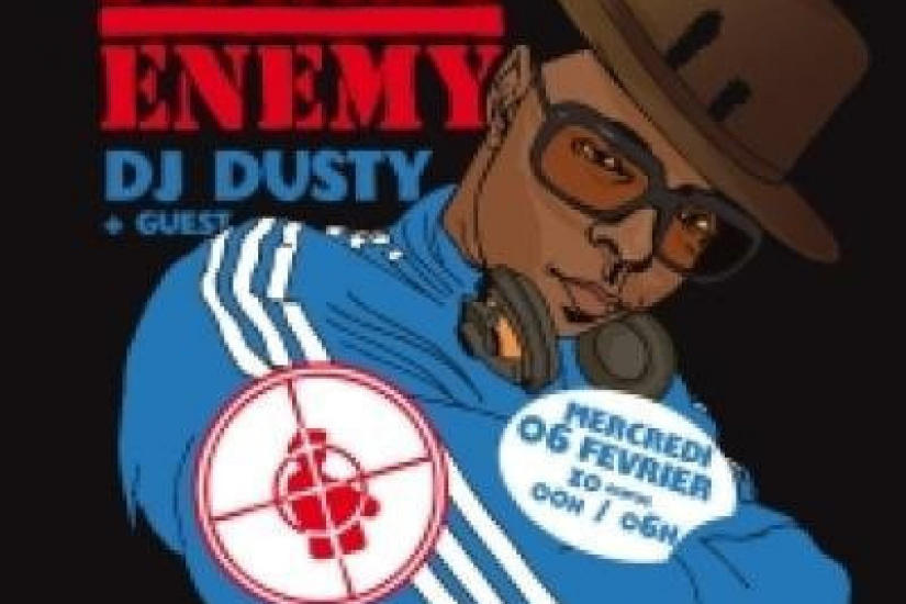 Dj Lord of Public Enemy