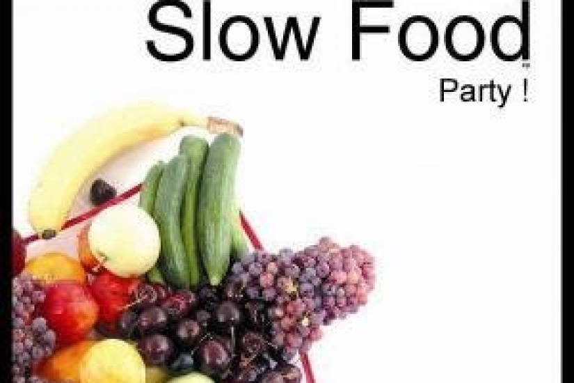 SLOW FOOD PARTY