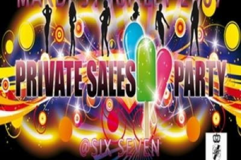 Private Sales Party