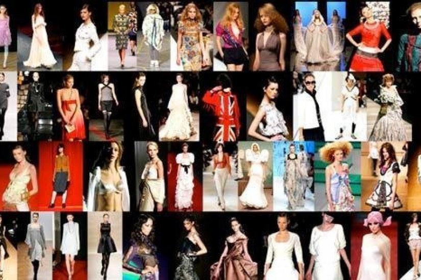 Fashion week 2011 2012