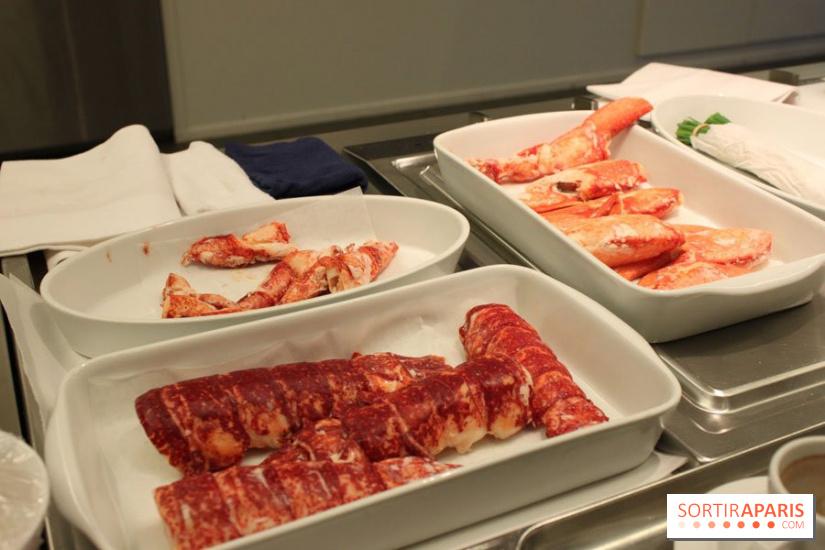 Cours de lobster chez ducasse - Ecole de cuisine ferrandi paris restaurant ...