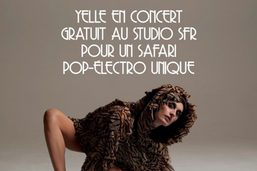 Safari Disco, Yelle, Studio SFR