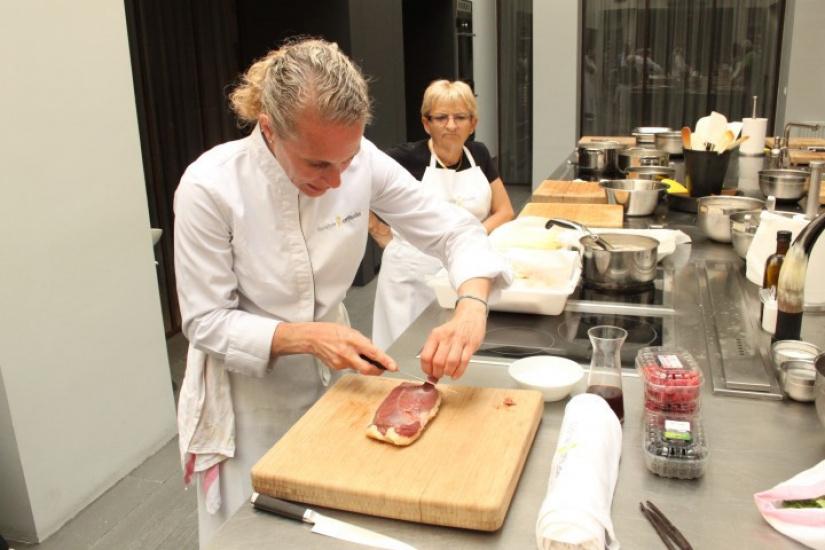 Beaufiful Cyril Lignac Cours De Cuisine Pictures Cours
