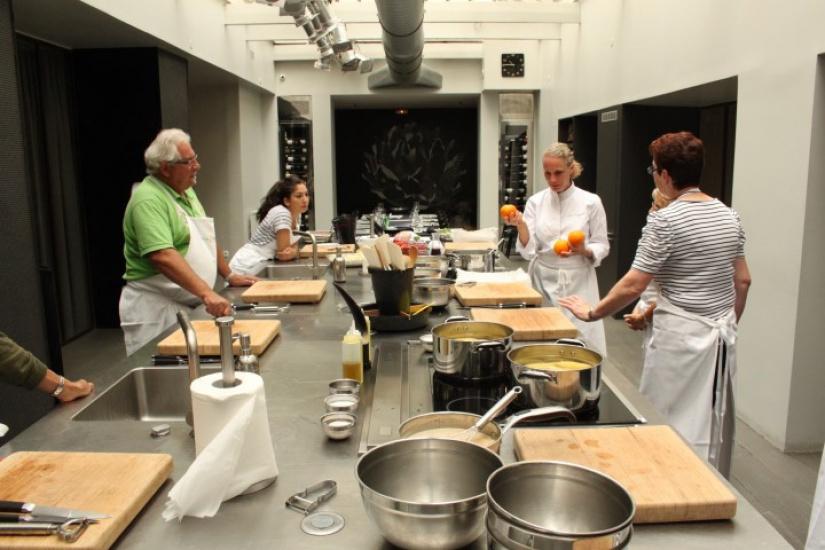Cours de cuisine cyril lignac good cours de cuisine cyril - Cours cuisine cyril lignac ...