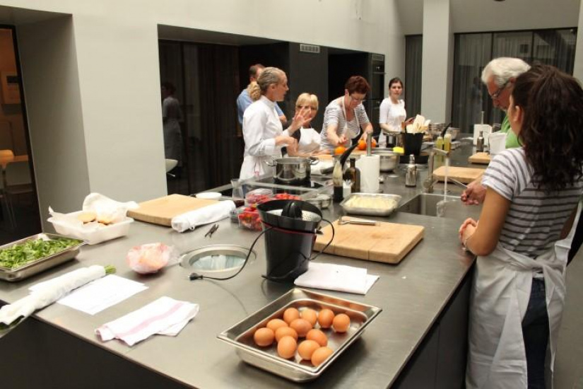 Cours de cuisine cyril lignac good cours de cuisine cyril lignac with cours de cuisine cyril - Cours cuisine cyril lignac ...