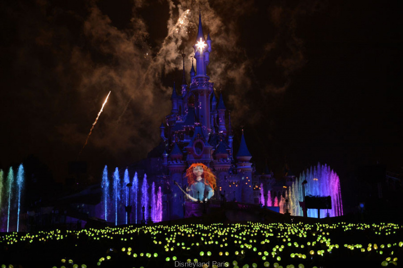 Disney Light'Ears à Disneyland Paris