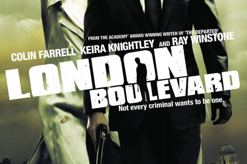 London Boulevard, Cinéma, William Monahan, Keira Knightley, Colin Farrell