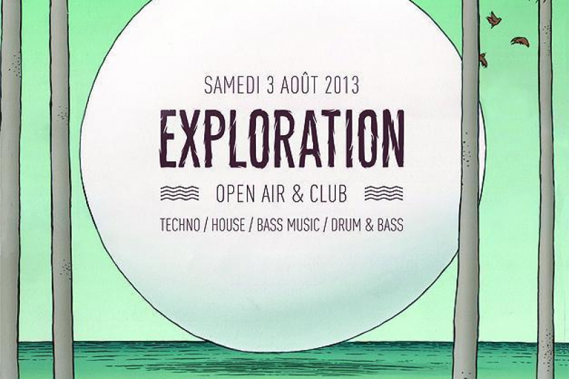 Exploration - Open Air & Club