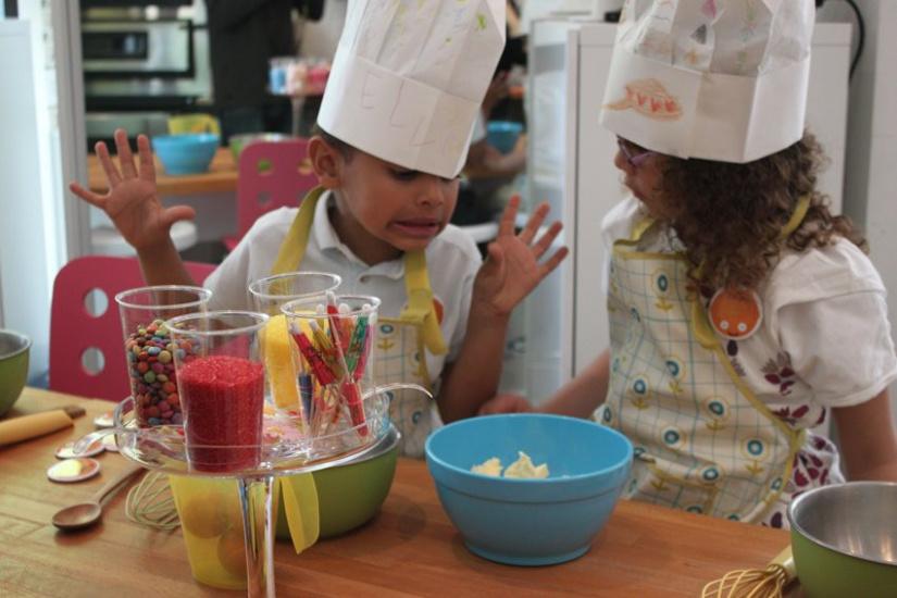 Cake l 39 atelier et si on choisissait cours de cuisine - Atelier cuisine pour enfant ...