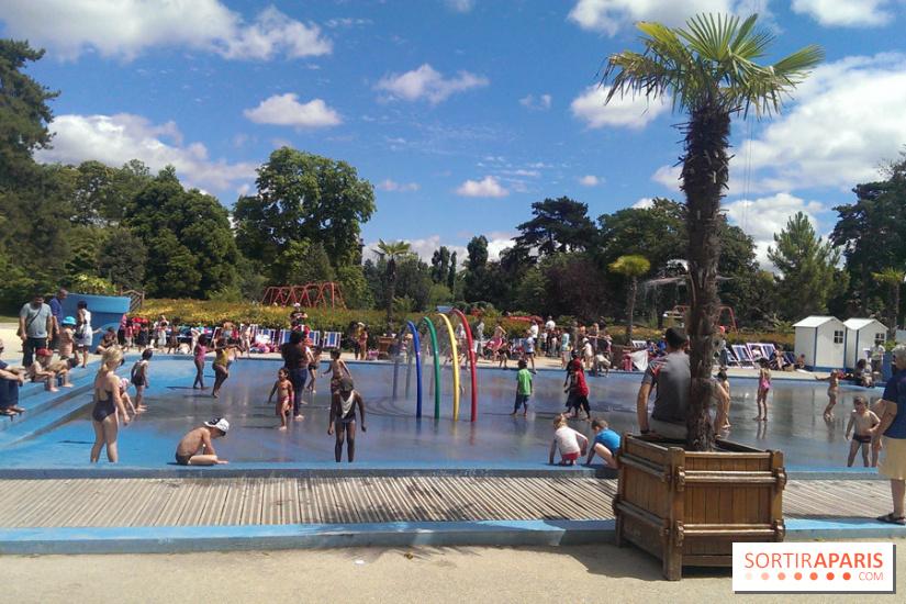 Jardin plage au jardin d 39 acclimatation - Le jardin d acclimatation paris ...