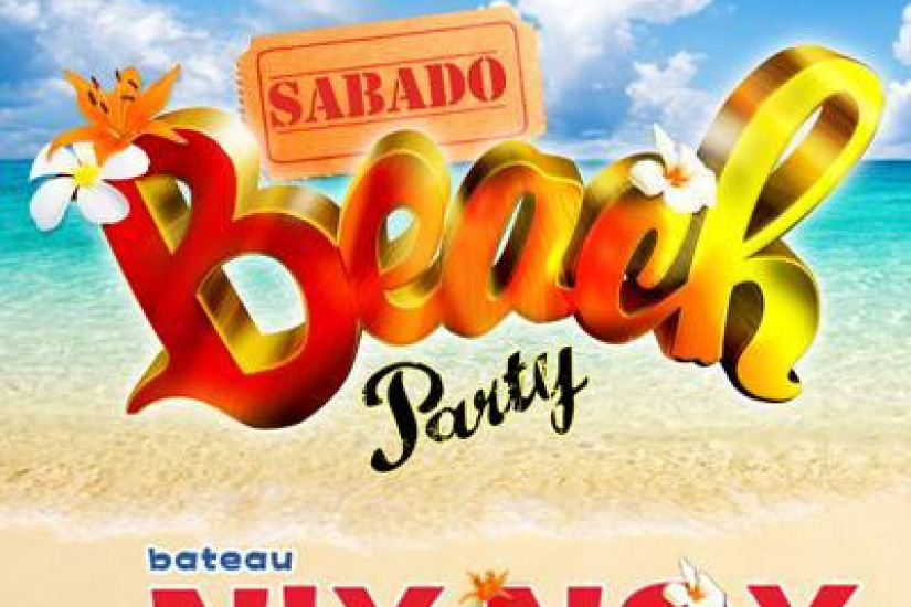 Sabado Beach Party