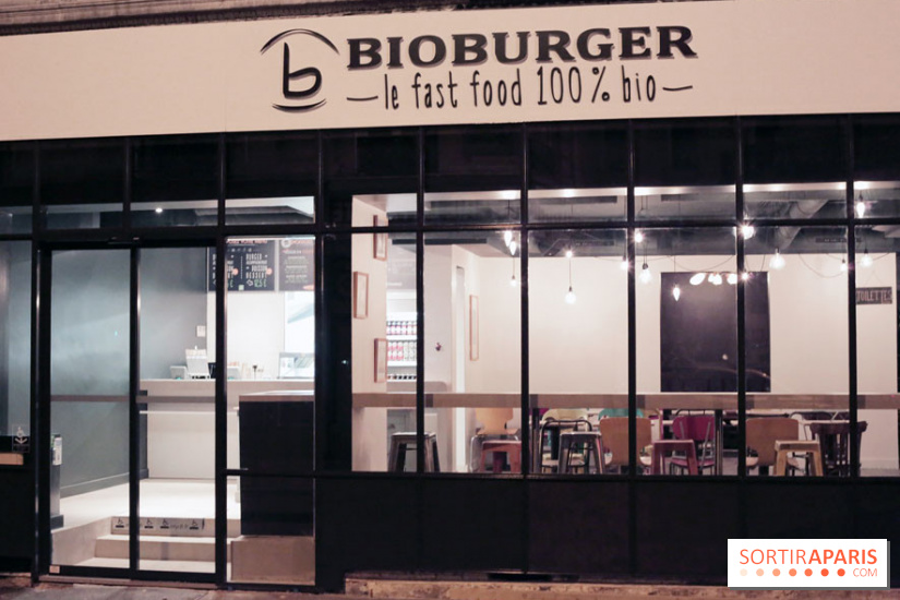 Bioburger Paris 9e