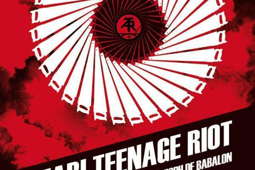 ATARI TEENAGE RIOT + ALEC EMPIRE + PATRIC CATANI + CHRISTOPH DE BABALON + END.USER + THE TEKNOIST + CLOTAIRE 1ER + BLACK OZLEM