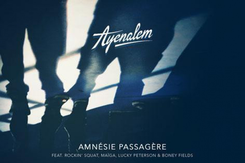 AYENALEM - RELEASE PARTY AMNESIE PASSAGERE