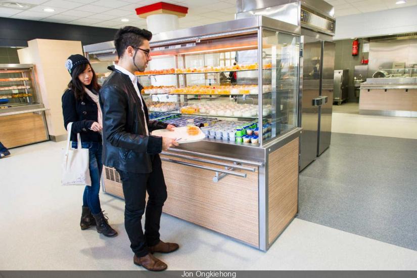 le repas le moins cher de paris au resto universitaire de la cit internationale. Black Bedroom Furniture Sets. Home Design Ideas