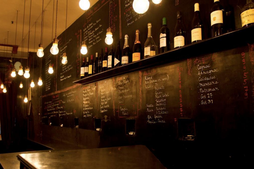 Chez mil 39 a un resto bar tapas convivial et chaleureux for Menu convivial entre amis
