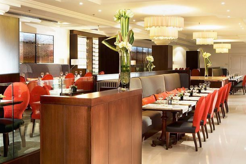 Saint Valentin 2015 au Paris Marriott Champs Elysees Hotel