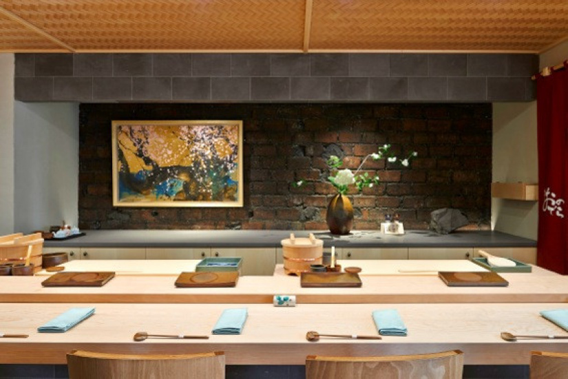 Sushi Ginza Onodera : Tokyo comme si vous y étiez...