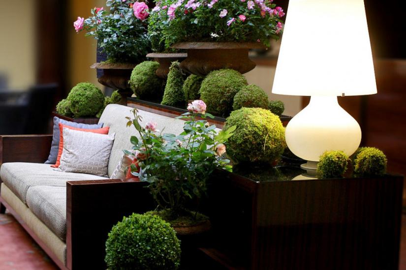 jardin l a fran aise by atelier verch re au renaissance paris vend me. Black Bedroom Furniture Sets. Home Design Ideas