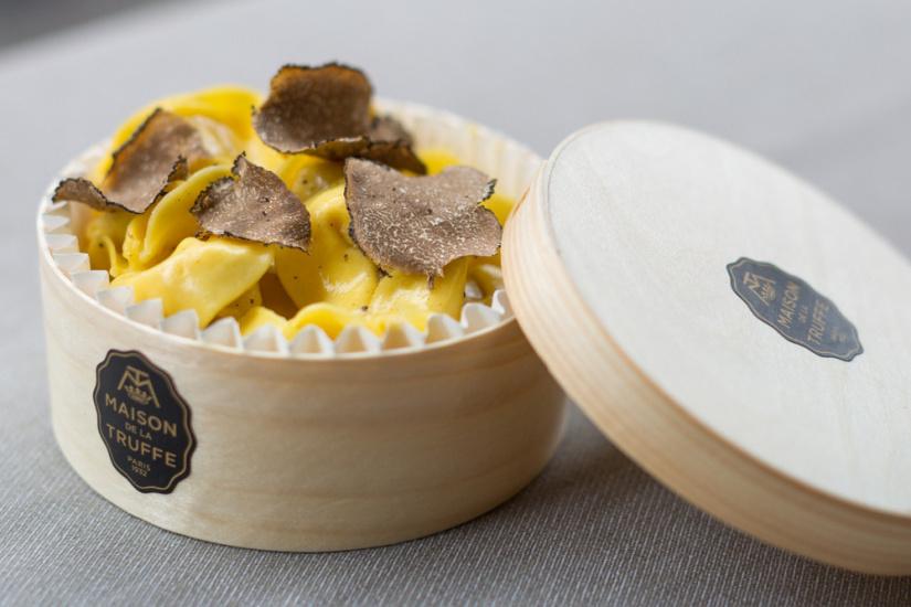 La maison de la truffe propose une nouvelle offre take - Maison des truffes paris ...