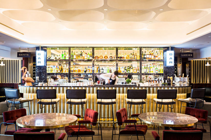 Le restaurant Drugstore lance son happy hour !