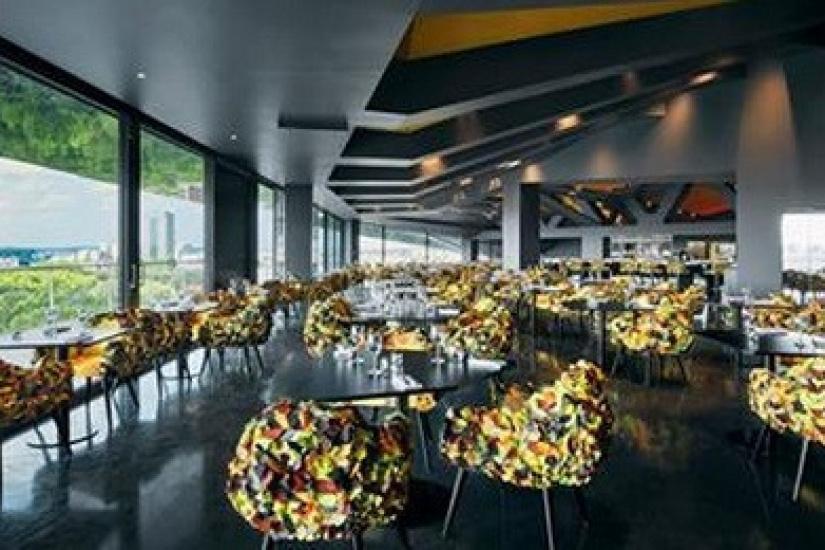 Ouverture du restaurant le balcon la philharmonie de - Le petit balcon paris ...