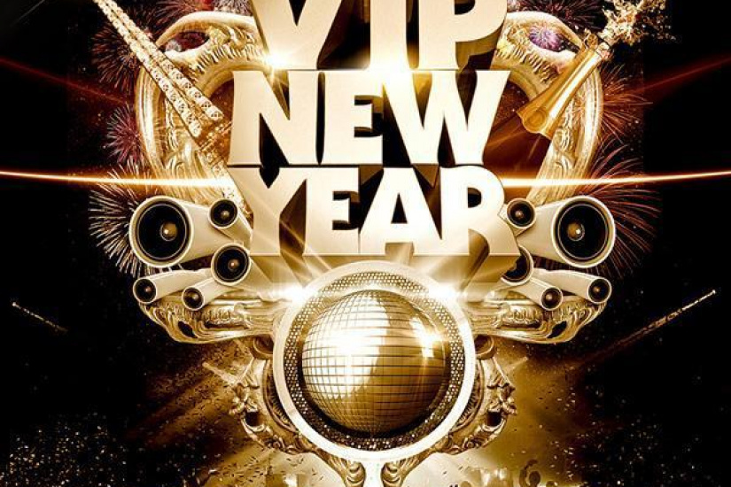 ULTIMATE VIP NEW YEAR 2014 (55€ + 10 CONSOS)