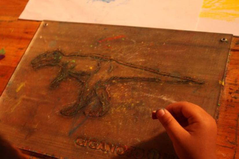 Report le temps des dinosaures 2 au parc des expositions - Porte de versailles parc des expositions ...