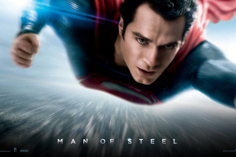 Man of Steel : le film de la semaine