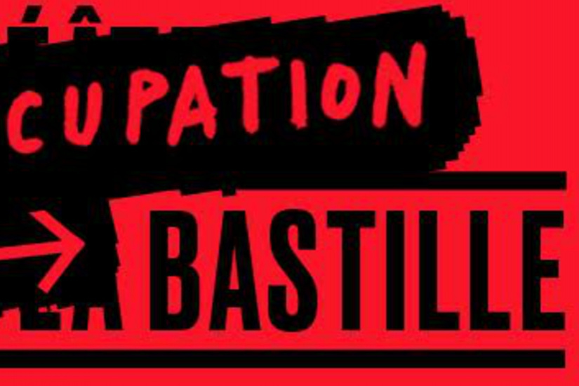 occupation bastille