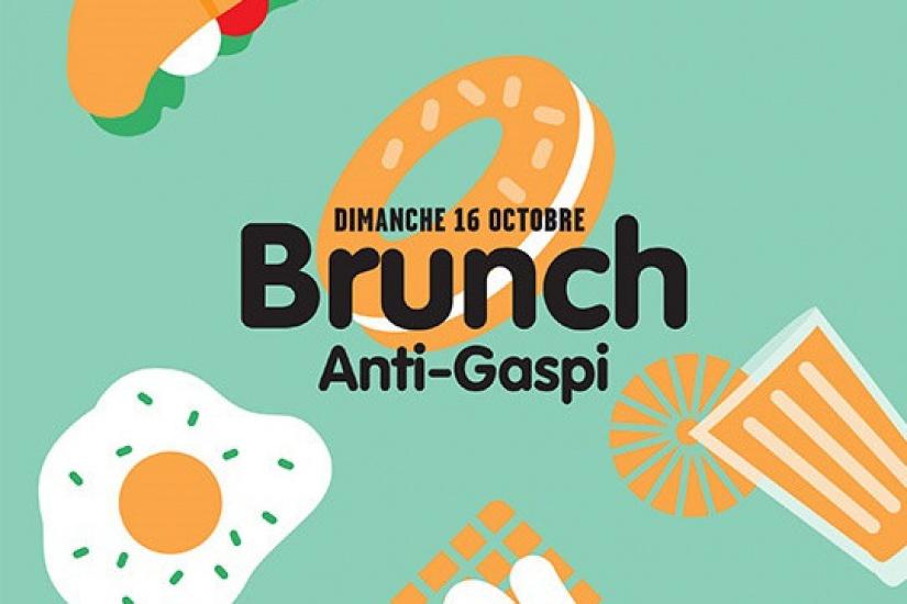 Brunch Anti-Gaspi Sur Le Parvis De L'Hôtel De Ville - Sortiraparis.Com
