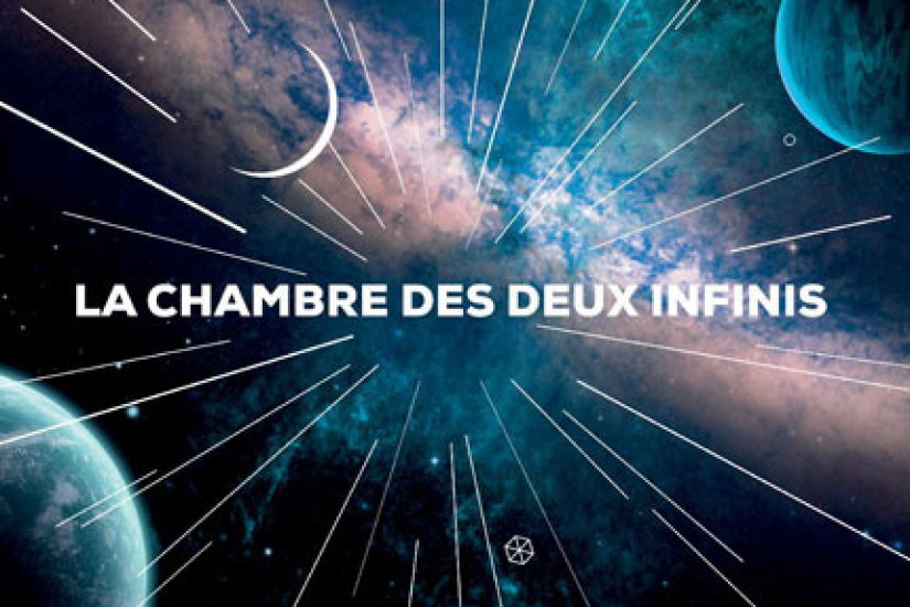 Escape game la cit des sciences la chambre des 2 infinis - Chambre game but ...
