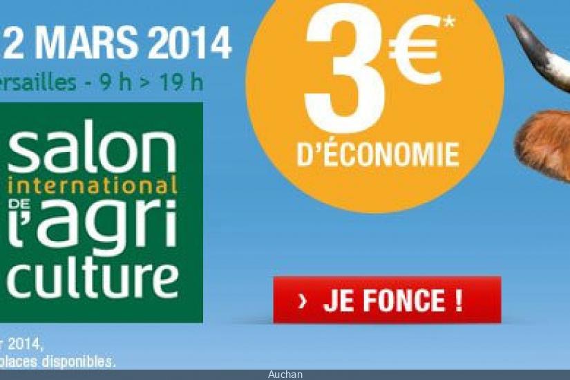 Reduction salon de l 39 agriculture 2014 - Salon de l agriculture 2014 exposants ...