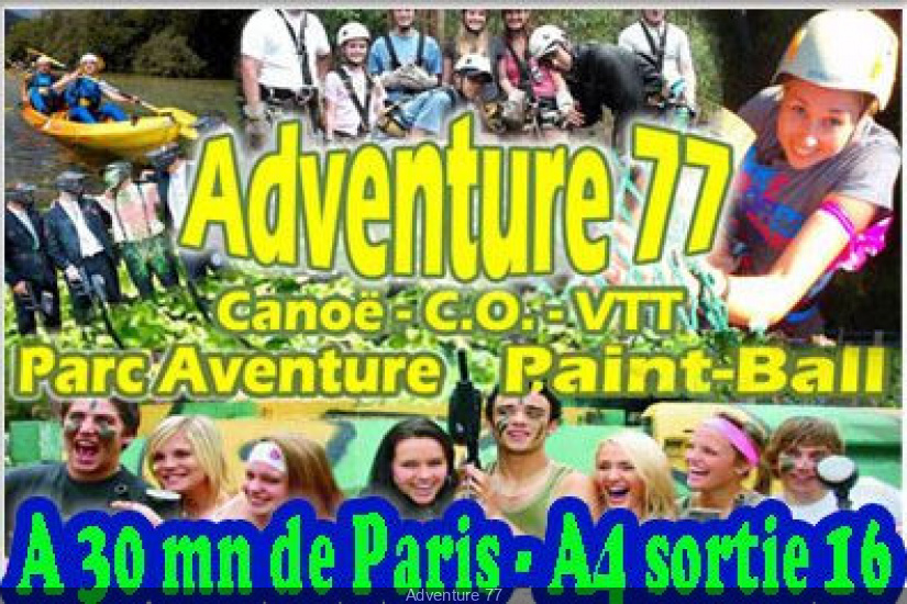 Adventure 77 à Guérard