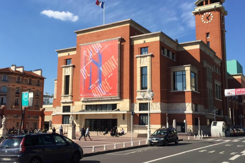 Salon de montrouge 2017 53 artistes contemporains dans for Salon art contemporain paris