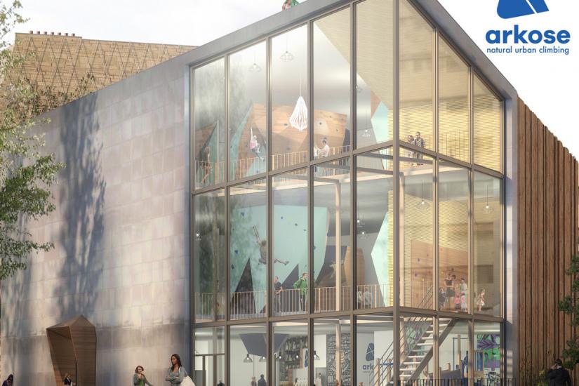 arkose ouvre 2 nouvelles salles d 39 escalade de bloc dans. Black Bedroom Furniture Sets. Home Design Ideas