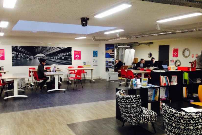 Startups, candidatez au Welcome City Lab!