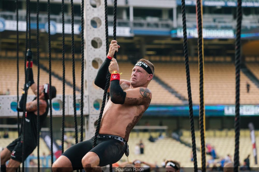 La Spartan Race Paris au Stade de France