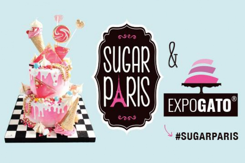 Sugar paris 2018 le salon du cake design gagnez vos for Salon sugar paris 2017