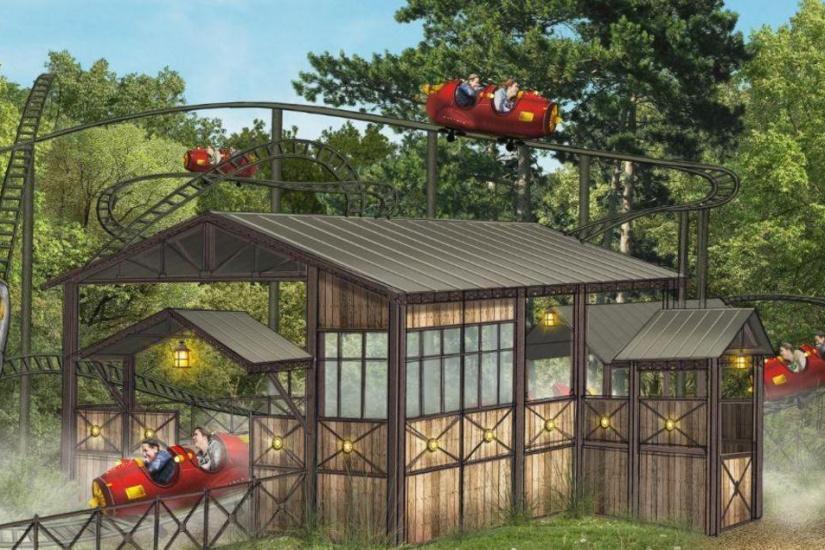 le nouveau parc d 39 attraction du jardin d 39 acclimatation pr ouverture exceptionnelle. Black Bedroom Furniture Sets. Home Design Ideas