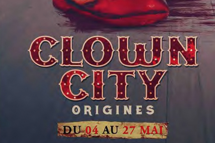 Clown City Origines au Manoir de Paris, l'anniversaire infernal