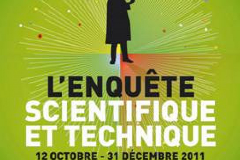 l'enquête scientifique et technique, paris