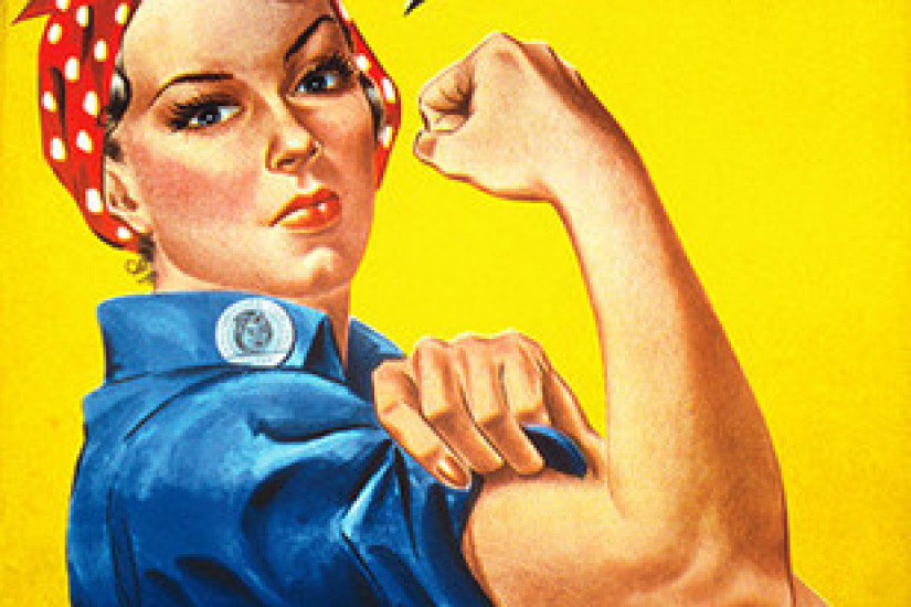 We Can Do It!, affiche originale de J. Howard Miller