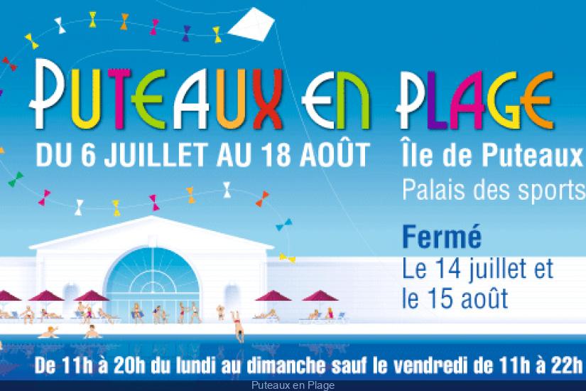 Puteaux En Plage 2013 - Sortiraparis.Com